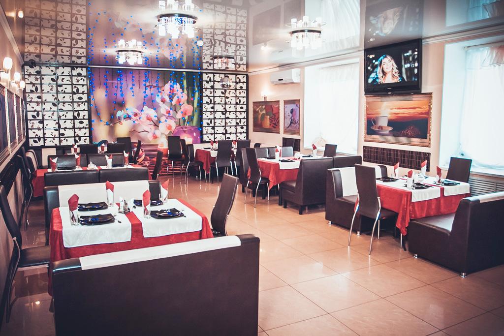 VIP ресторан - кафе в Луге